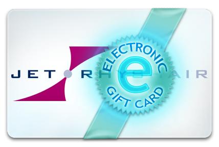 Jet Rhys E-Gift Card
