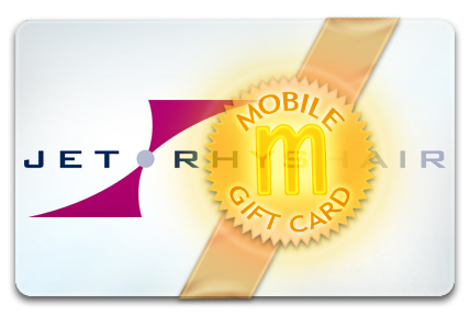 Jet Rhys Mobile Gift Card