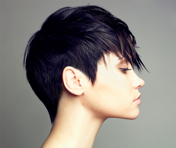 Groovy 11 Super Trendy Short Haircuts For The No Nonsense Woman Hairstyles For Women Draintrainus
