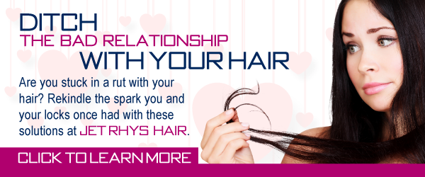 Ditch the bad relationship with your hair